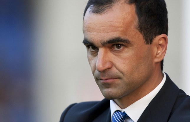 New Toffees boss: Roberto Martinez has been confirmed as Everton manager (Photo: AP)