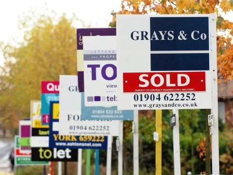 House prices rise but sales at six-year high