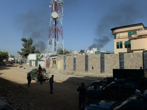 Afghanistan: Taliban militants attack presidential palace in Kabul