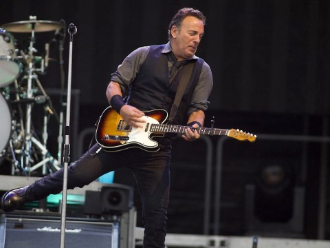 Bruce Springsteen on course to soar to top of album charts with High Hopes