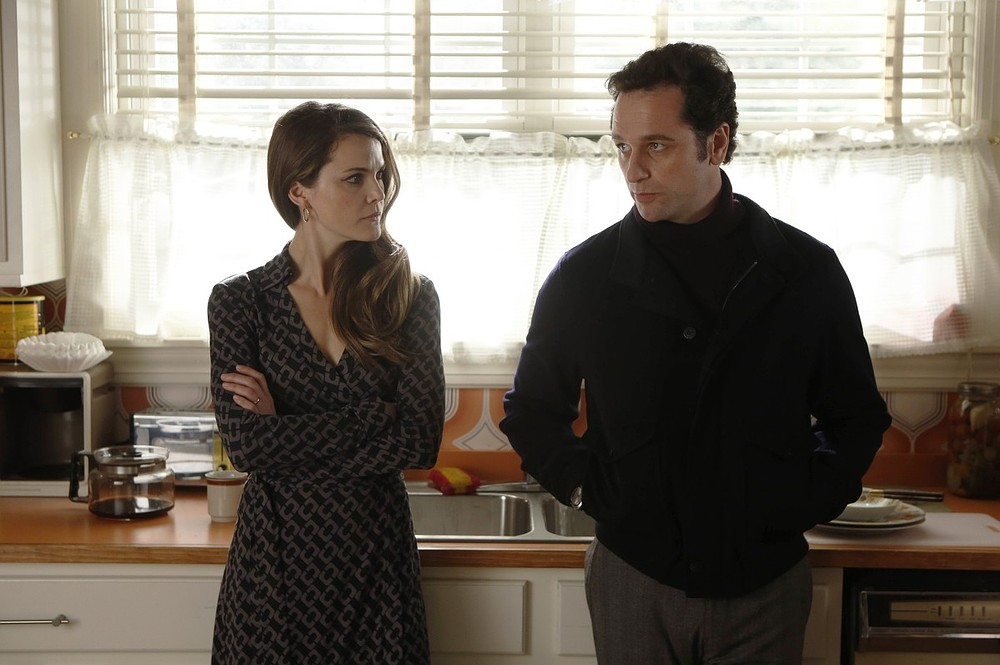 Keri Russell and Matthew Rhys as Philip and Elizabeth in The Americans. (Picture|: AP)