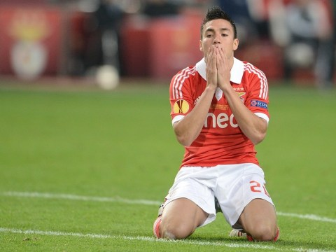 Arsenal linked to a big money transfer for Benfica star Nicolas Gaitan
