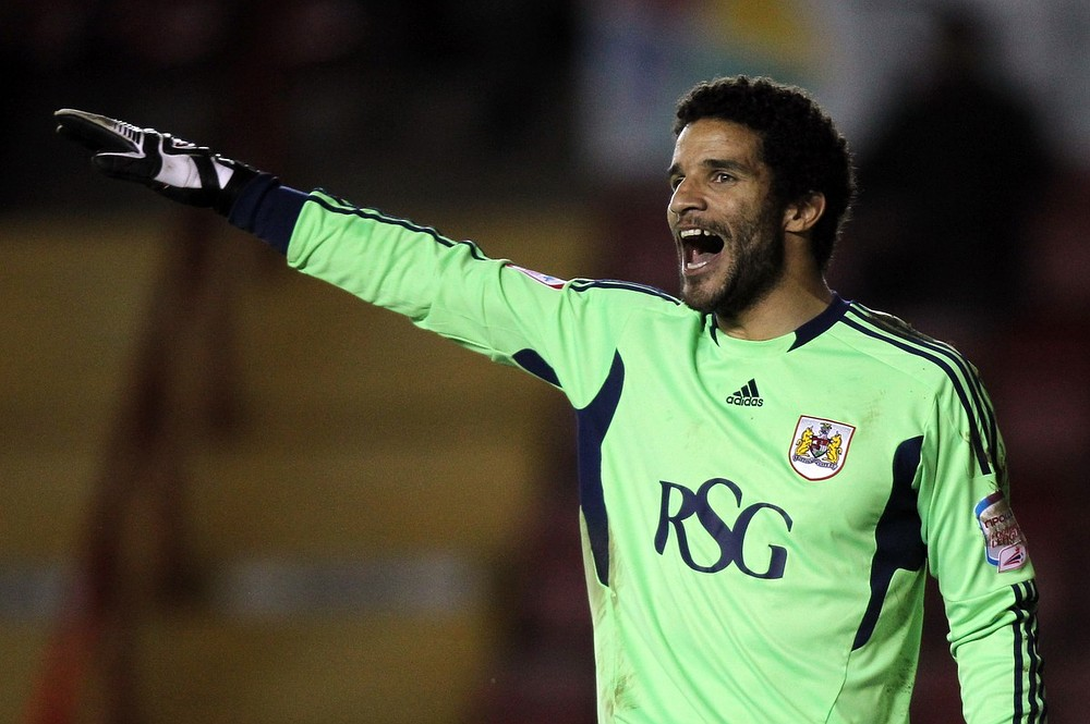 David James rolls back the years to pull off wonder save in Icelandic Cup