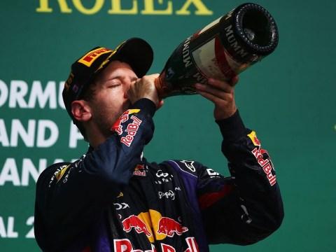 Christian Horner warns Sebastian Vettel can only get better