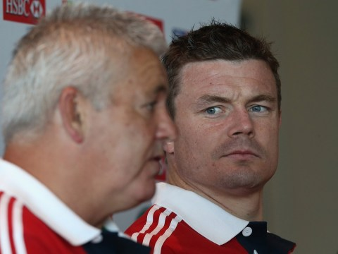 Brian O'Driscoll to captain the British and Irish Lions against Western Force