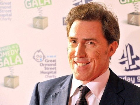Rob Brydon accepts MBE 'for short Welshmen everywhere'