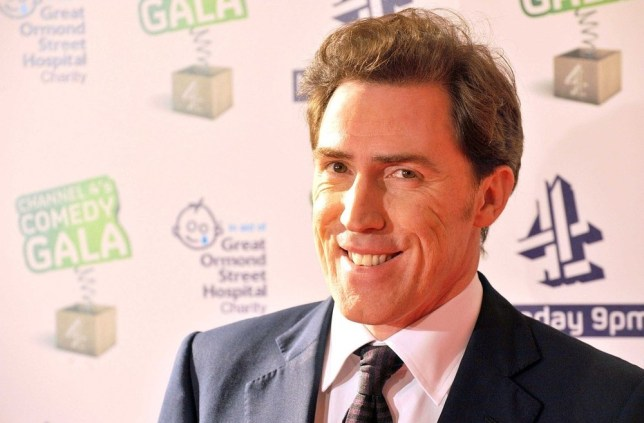 Rob Brydon has also appeared in films such as A Cock And Bull Story (Picture: PA)