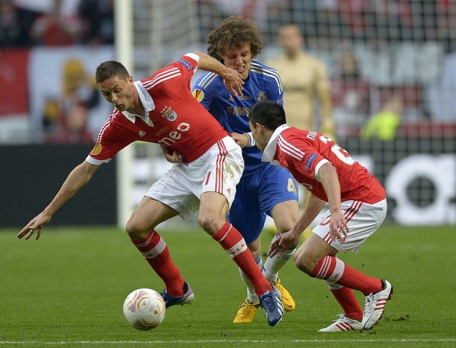 Nemanja Matic (left) impressed in the Europa League last season (Picture: Getty)
