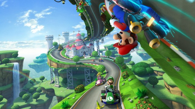 Mario Kart 8 (Wii U) - out in time for Easter?