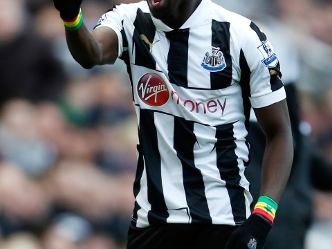 Newcastle to speak to Papiss Cisse after he refused to wear new Magpies shirt