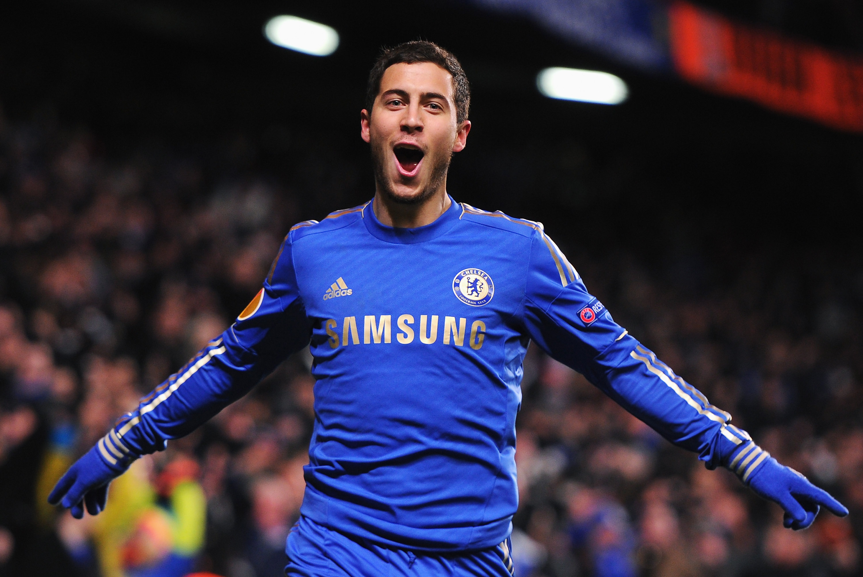 Eden Hazard: I'll score 60 goals next season under 'mystical' Jose Mourinho