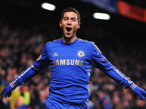 Eden Hazard: I'll score 60 goals next season under 'mystical' Jose Mourinho