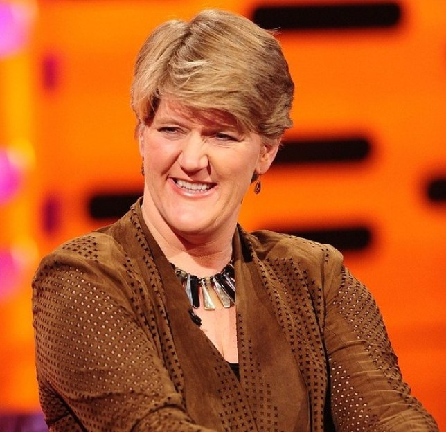 Clare Balding: My grandmother told me I was disgusting after my sexuality was made public