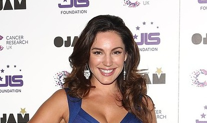 Kelly Brook to play thief in new Bonnie and Clyde-inspired film Taking Stock