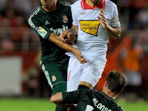 Aston Villa set to make Sevilla defender Antonio Luna their fifth summer transfer