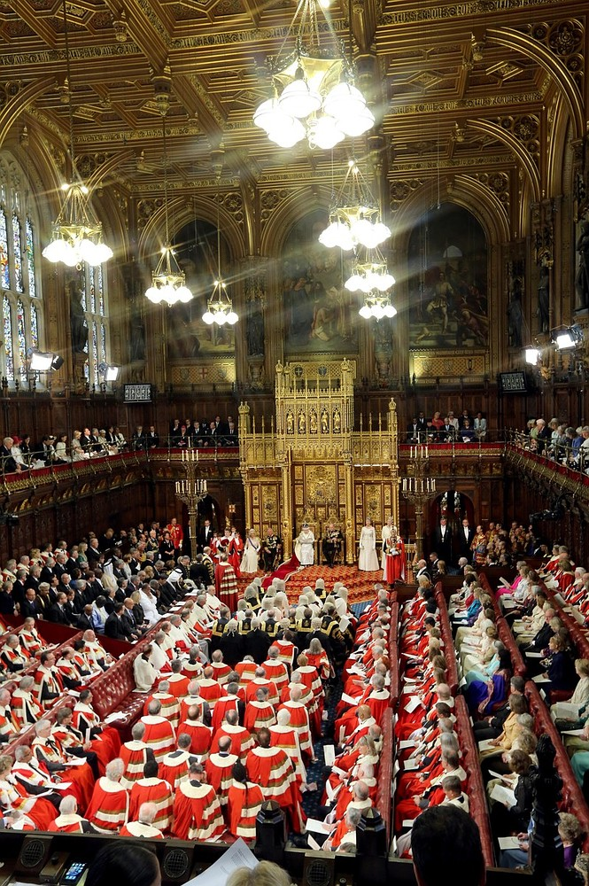 Peers bemoan state of services at subsidised House of Lords fine dining restaurant