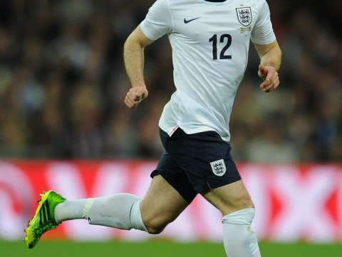 Manchester United open bidding for Leighton Baines at £12m