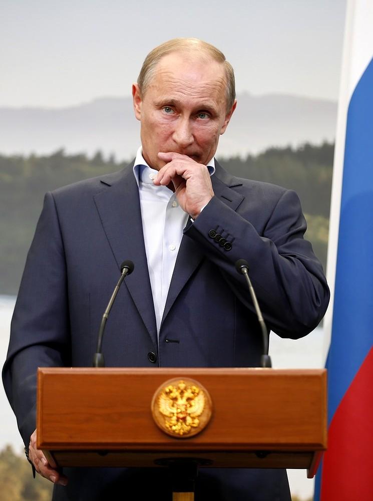 Vladimir Putin evokes Lee Rigby murder in Syria arms row