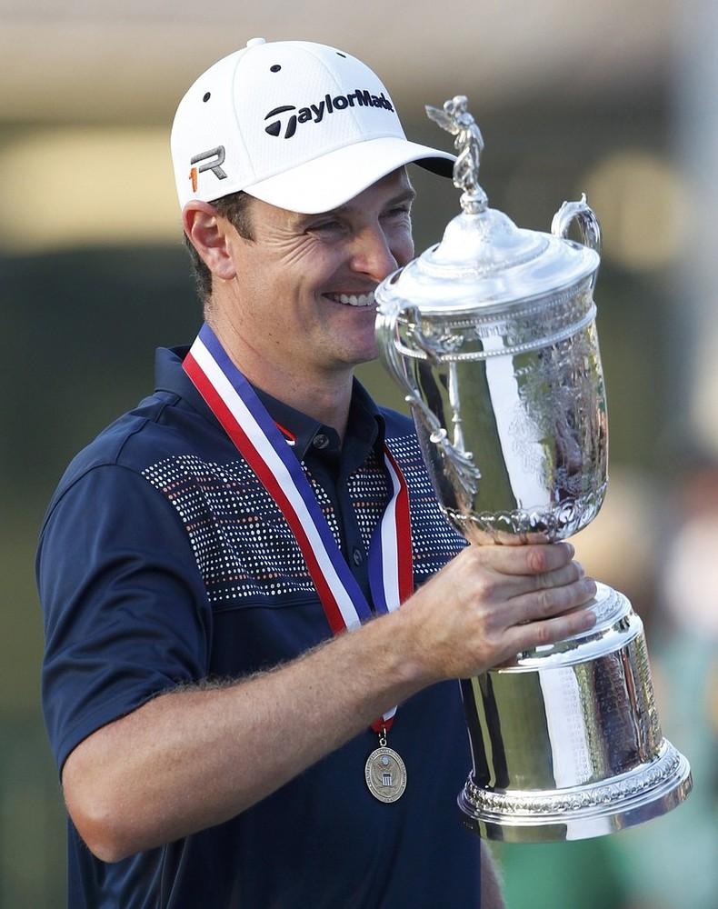 Tony Jacklin full of praise for 'courageous' US Open winner Justin Rose