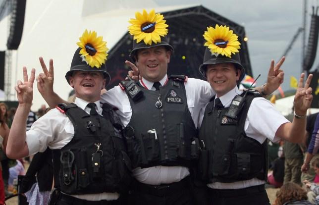 Glastonbury festival 2013: Police report 33 per cent fall in crime