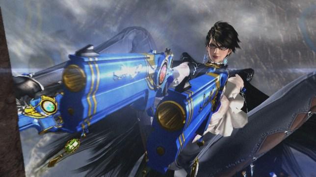 Bayonetta 2 - she's back!