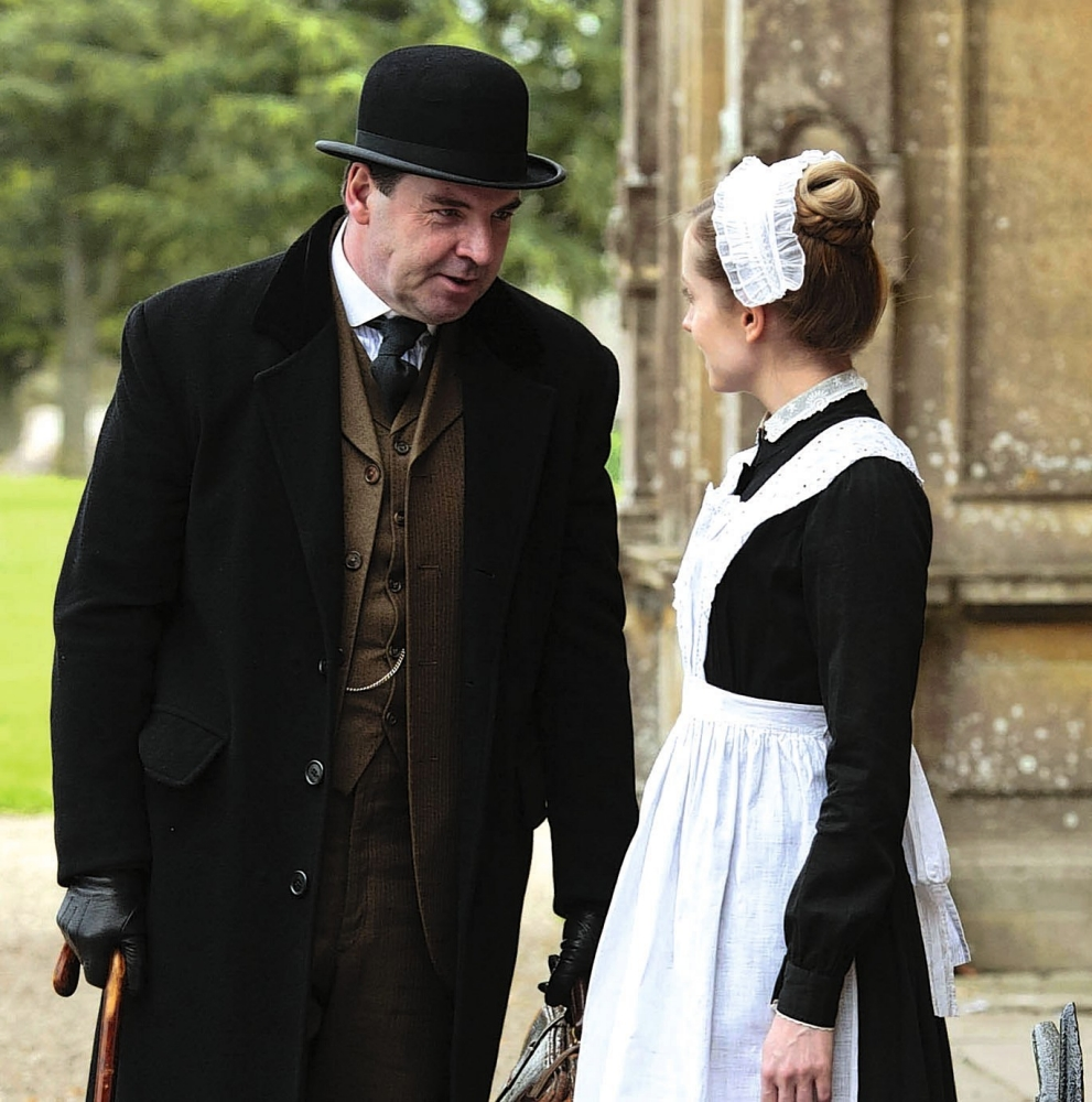 Is John Bates the next Downton Abbey victim? Brendan Coyle is bookies' favourite to be show's next casualty