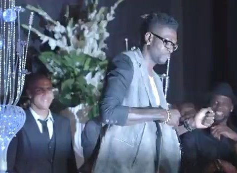 VIDEO: Emmanuel Adebayor and Michael Essien star in dance-off