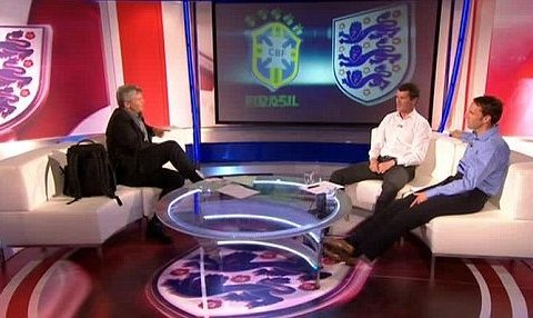 Brazil v England: Far from Chiles play for bag man Adrian