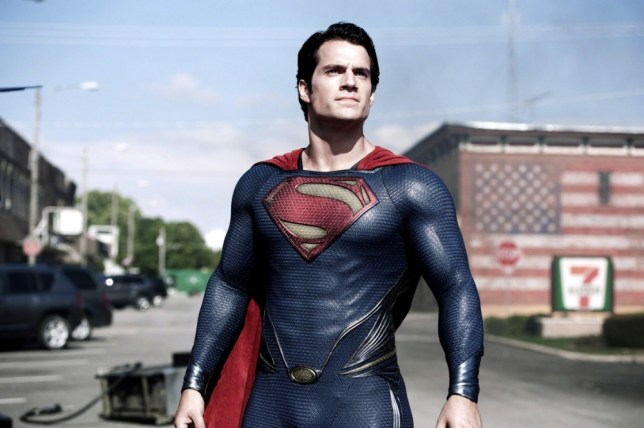 Man of Steel' (2013) starring Henry Cavill as Superman. (Picture: Warner)