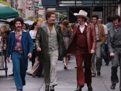 First Anchorman 2: The Legend Continues trailer sees Ron Burgundy in the 80s