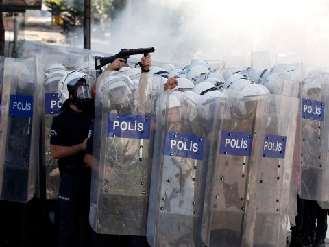 Riot police on red alert as second protester dies in Turkey violence