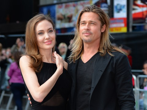 Angelina Jolie celebrates birthday with Brad Pitt and her children