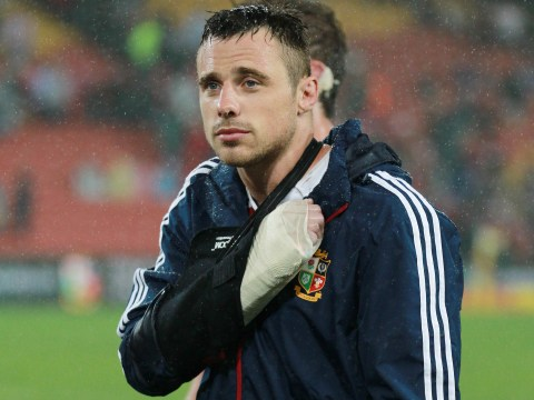 British & Irish Lions still hopeful of Tommy Bowe involvement in Australia Test series despite hand surgery