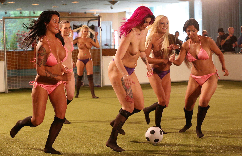 Something also female soccer naked useful