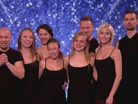 Britain's Got Talent 2013 winners Attraction brand egg attacker Natalie Holt 'stupid'