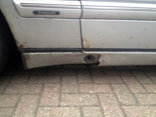 Owner Selling Clapped Out Dirty Old Car In Rather Honest Ebay Listing Metro News