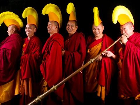 Gyuto Monks of Tibet booked to play Glastonbury Festival