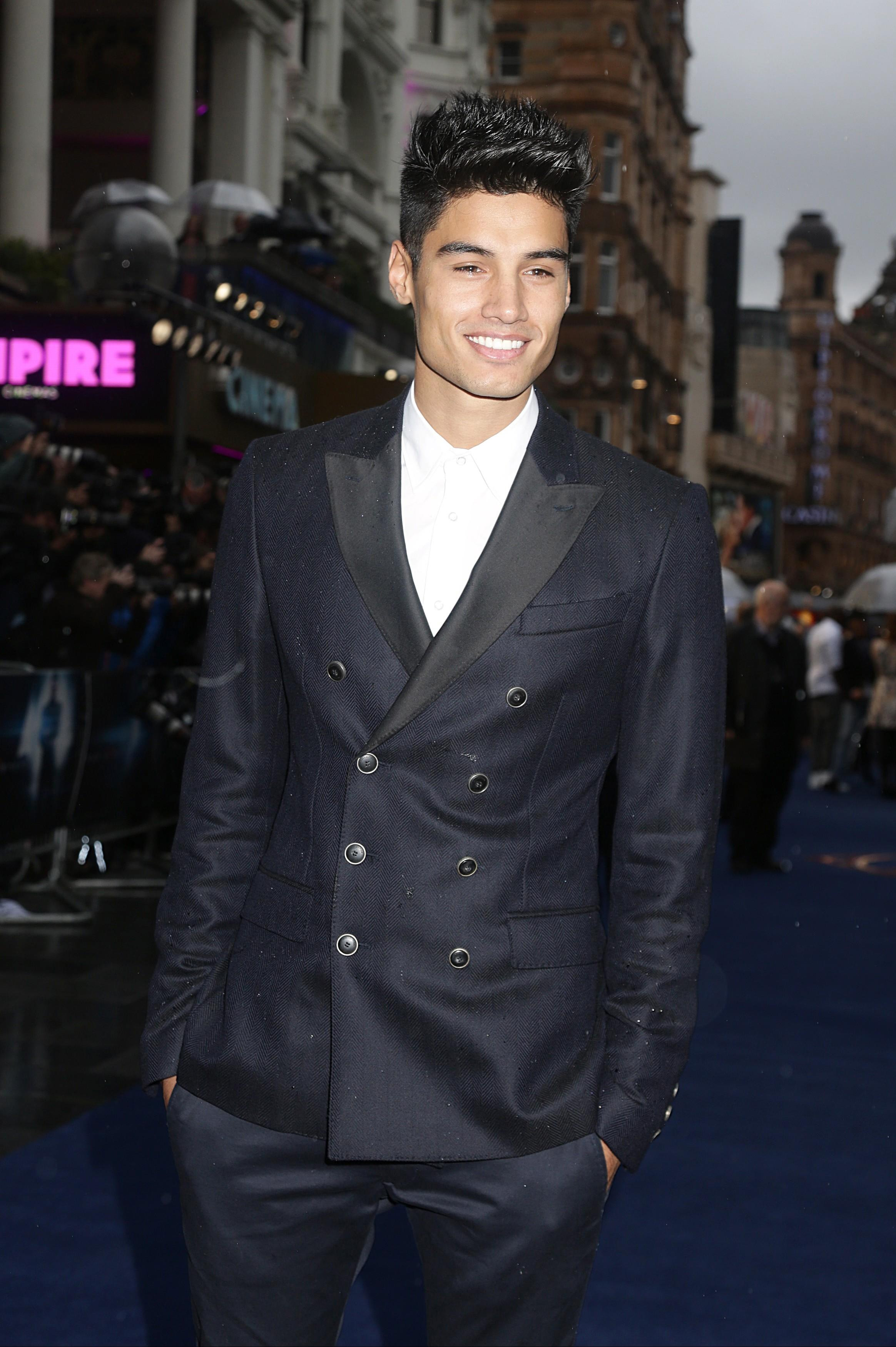 The Wanted's Siva Kaneswaran reveals Max George's love for older women