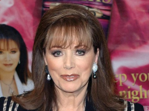 There's a Jackie Collins film in the works and we are already sold