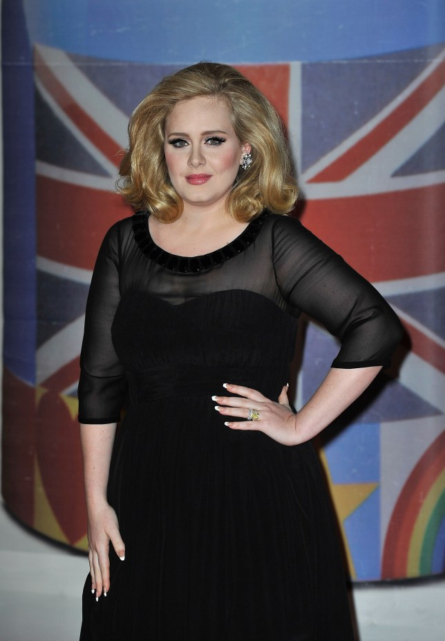 Adele has moved close to Posh & Becks (Picture: Getty)