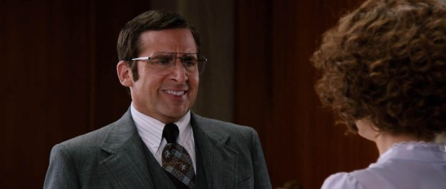 Steve Carell returns as Brick Tamland in Anchorman: The Legend Continues (Picture: Paramount Pictures)