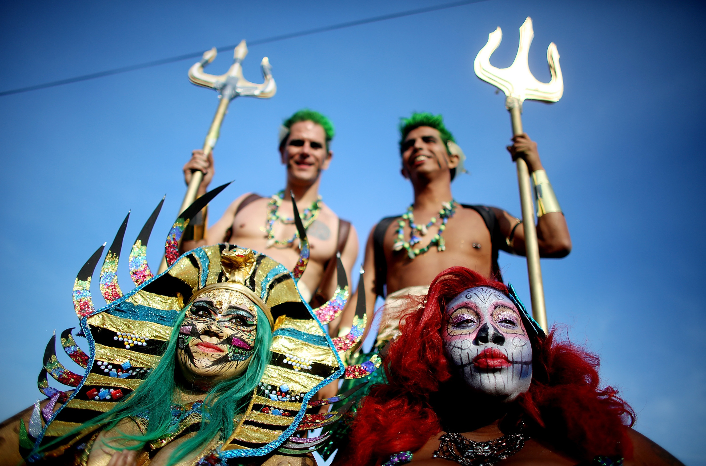 Gallery: Coney Island Mermaid Parade 2013
