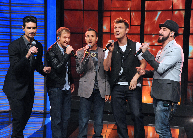 Nostalgic Backstreet Boys fans join ticket rush as 2014 tour shows go on sale