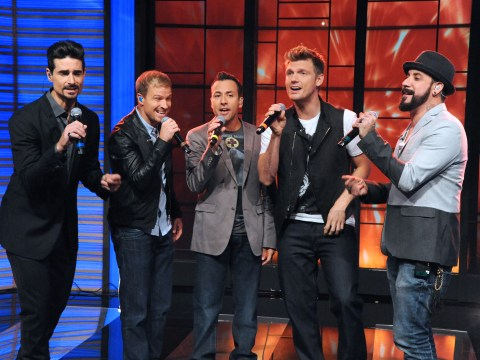 Nostalgic Backstreet Boys fans join ticket rush as 2014 tour shows go on sale