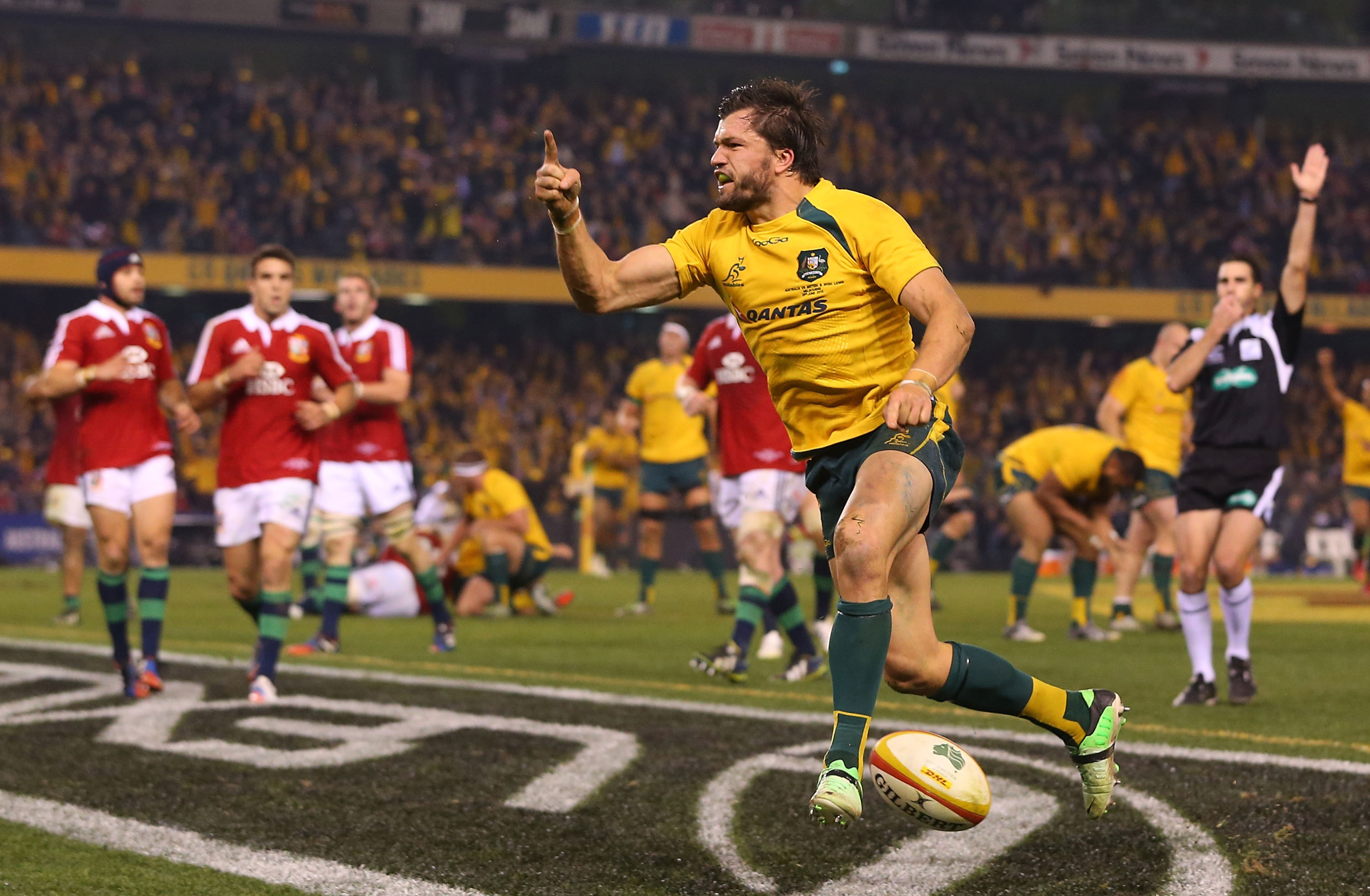 Gallery: Australia v Lions – the second Test