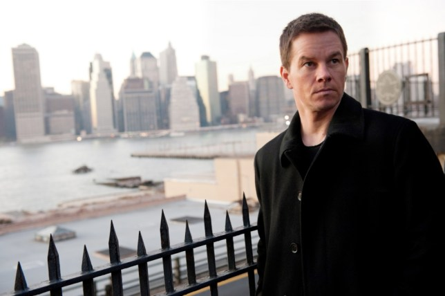 Mark Wahlberg in Broken City - playing a role he has played so many time (Picture: supplied)