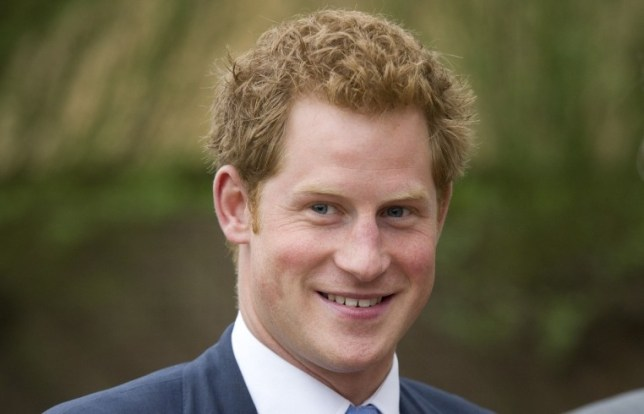 Prince Harry, Ashraf Islam