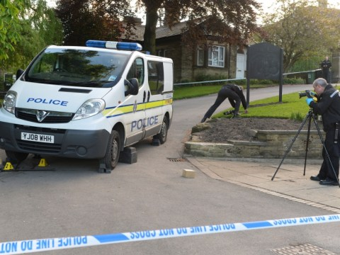 Rolling police van kills elderly man as he ate ice cream in park