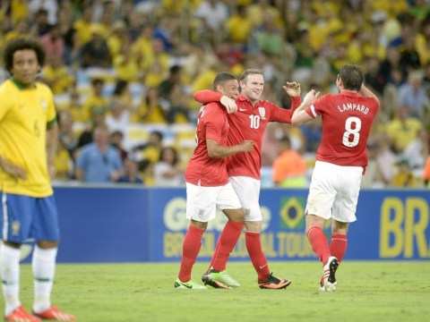 Brazil battle back to deny England the unlikeliest of victories