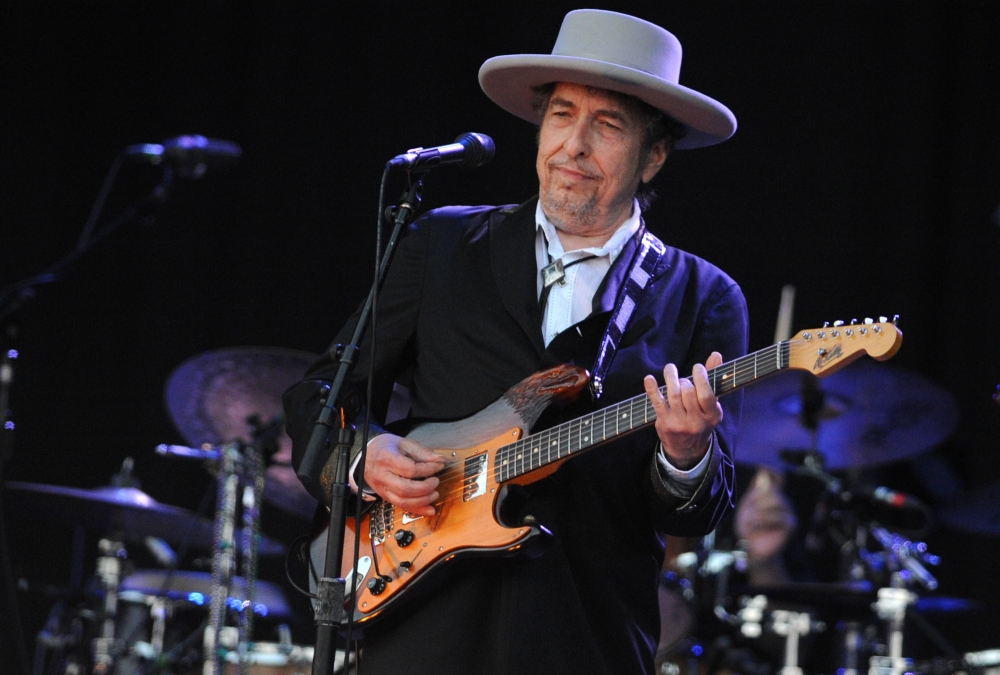 Bob Dylan facing prison following hate crime charge in France